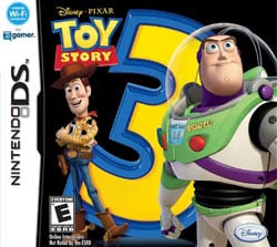 Nintendo DS - Toy Story 3: The Video Game- By Disney Interactive