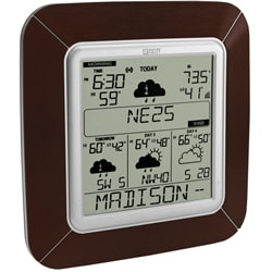 La Crosse Technology Weather Direct WD-3312U-CH 4-day Multi-line Weather Forecast Station