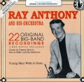 Ray Anthony - 22 Original Big Band Hits