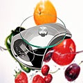 Weighmax Chrome Digital Food Scale