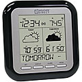 La Crosse Technology Weather Direct WD-2512UR-B 2 Day LITE Internet Powered Wireless Forecaster