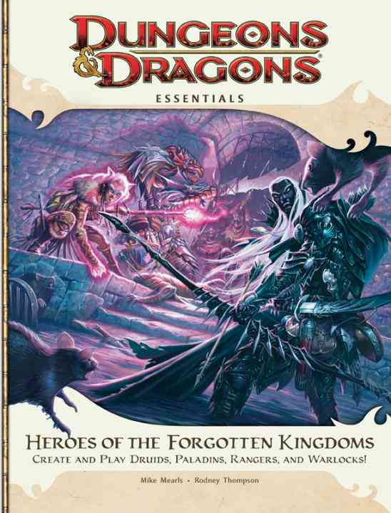 Heroes of the Forgotten Kingdoms: An Essential Dungeons & Dragons Supplement (Paperback)