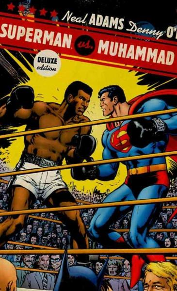 Superman Vs. Muhammad Ali (Hardcover)