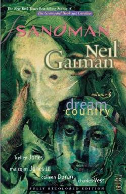 The Sandman 3: Dream Country (Paperback)