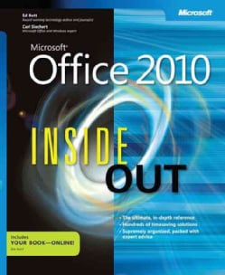Microsoft Office 2010 Inside Out
