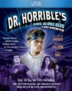 Dr. Horrible's Sing-Along Blog (Blu-ray Disc)