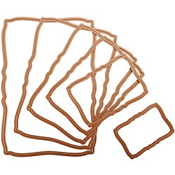 Spellbinders Megabilities Curved Rectangles Die Cut