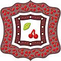 Spellbinders Frameabilities Limited Edition Cherry Pickin' Die Cut