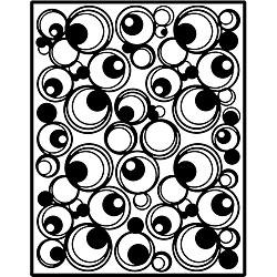 Spellbinders Impressabilities 'Circles' Die