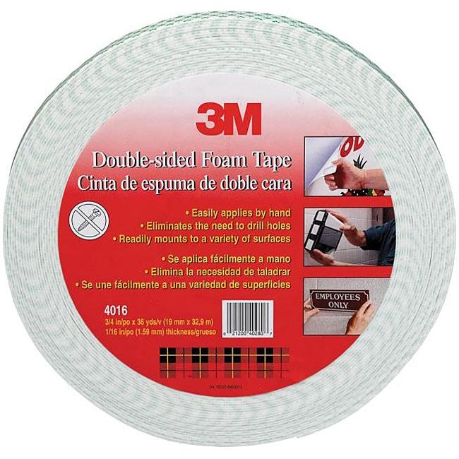 3M Double-sided Foam Tape