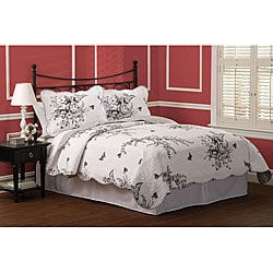 Evans Meadow 3-piece Quilt Set