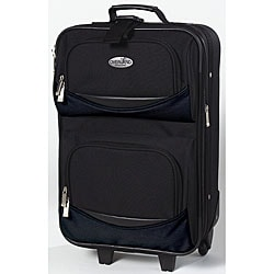 Overland Travelware 20-inch Expandable Upright
