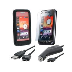 4-piece Accessory Kit for Samsung S5230