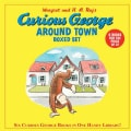 Curious George Around Town Boxed Set: Curious George Dinosaur Discovery / Curious George Goes to a Chocolate Fact... (Paperback)