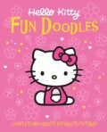 Hello Kitty Fun Doodles: Create and Complete Supercute Pictures (Paperback)