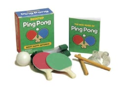 Desktop Ping Pong (Novelty book)