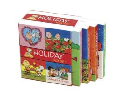 Peanuts Holiday Box Set (Paperback)