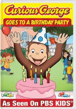 Curious George: Goes To A Birthday Party! (DVD)