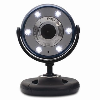 Gear Head WCF2600BLU Webcam - Blue