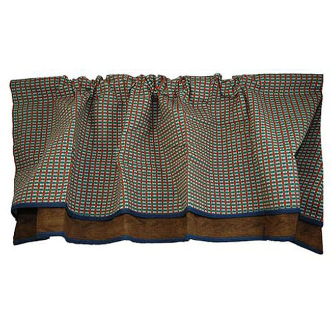 Plaid Window Valance at Sears.com