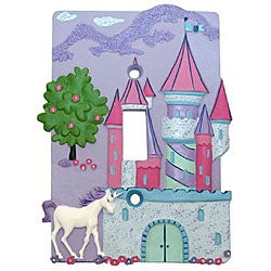 Enchanted Forest Single Switch Plates (Set of 6)