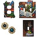 Enchanted Dragon 17-piece Decorative Hardware Set