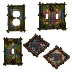 Pinecone Lodge 19-piece Hardware Set