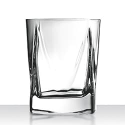 Luigi Bormioli 'Alfieri' Double Old Fashioned Glasses (Set of 4)