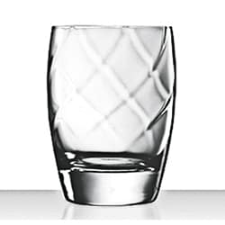 Luigi Bormioli Canaletto 12-oz Double Old Fashioned Glasses (Set of 4)