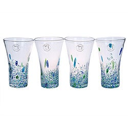 Amici Monet Highball Glasses (Set of 4)