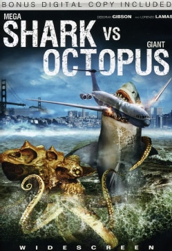 Mega Shark Vs. Giant Octopus (DVD)