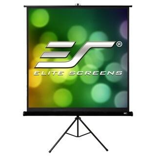 Elite Screens T99UWS1-Pro Tripod Pro Portable Tripod Manual Pull Up P