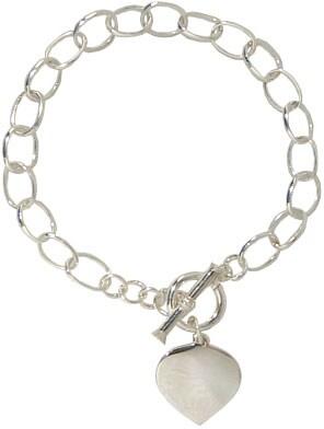 Sterling Essentials Sterling Silver 7-inch Charm Bracelet
