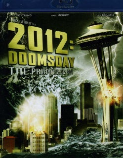 2012: Doomsday (Blu-ray Disc)
