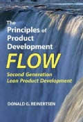 The Principles of Product Development Flow: Second Generation Lean Product Development (Hardcover)