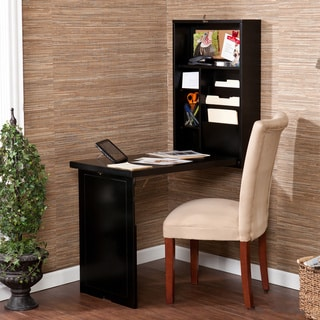 Murphy Black Fold-out Convertible Desk