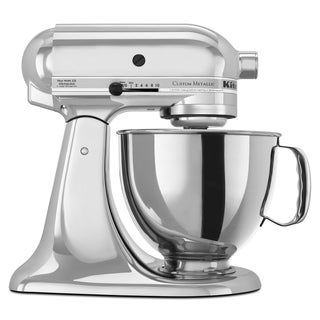 KitchenAid KSM152PSCR Chrome 5-quart Custom Metallic Stand Mixer **with $30 KitchenAid mail-in cash rebate**