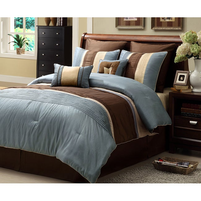 Maxwell 8-piece Comforter Set