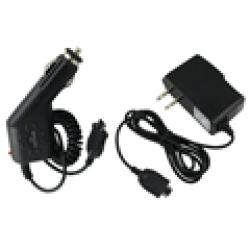INSTEN Car/ Travel Charger for Pantech C520 Breeze/ C740