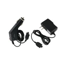 Car/ Travel Charger for Pantech C520 Breeze/ C740