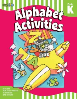 Alphabet Activities, PreK-K (Paperback)