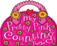 My Pretty Pink Counting Purse (Hardcover)