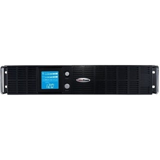 CyberPower Smart App Intelligent LCD OR2200LCDRTXL2U 2190 VA Tower/Ra