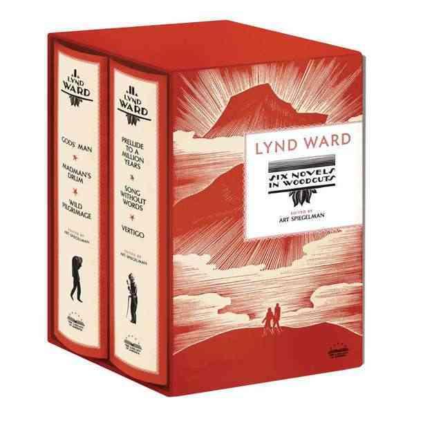 Lynd Ward: Six Novels in Woodcuts (Hardcover)