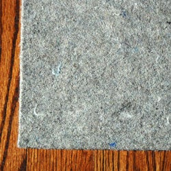 Durable Hard Surface and Carpet Rug Pad (2' x 10')