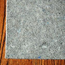Safavieh Durable Hard Surface and Carpet Rug Pad (6' Round)