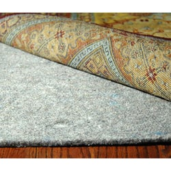 Durable Hard Surface and Carpet Rug Pad (6' Round)