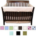 Trend Lab Crib Wrap Convertible Crib Rail Guard Kit