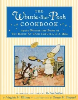 The Winnie-the-Pooh Cookbook (Hardcover)