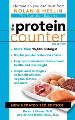 The Protein Counter (Paperback)